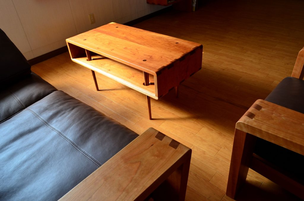 THROUGH TABLE